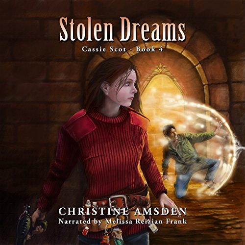 Stolen Dreams cover art