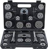 BGS technic 1110-47000 BGS DIY 1110-47000-Juego de reparación (22 Piezas) Rastreador de pistones de Freno