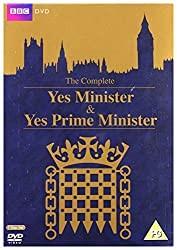 Yes Minister on DVD
