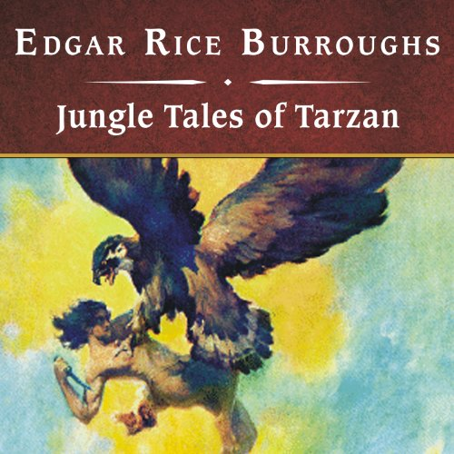 Couverture de Jungle Tales of Tarzan