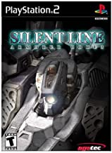armored core silent line ps2