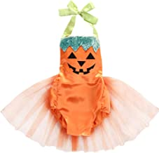 Baby Halloween Costume With Tutu