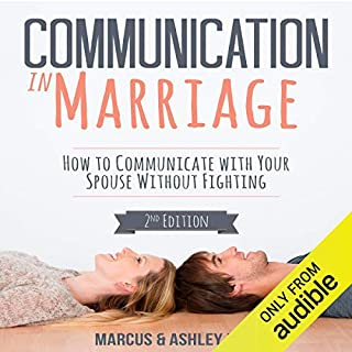 Communication in Marriage audiobook cover art