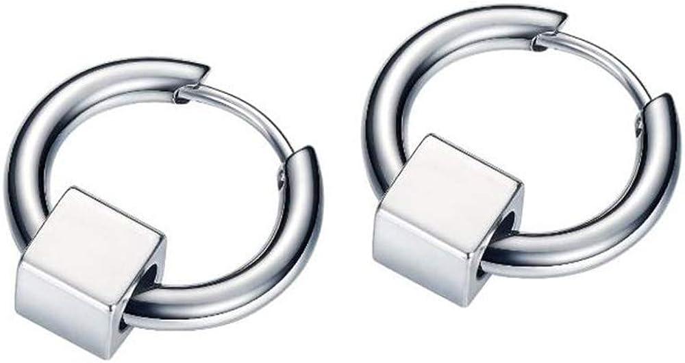 Small Hoop Earrings Huggie Circle Max 90% OFF Pu Many popular brands Piercing Hip-hop