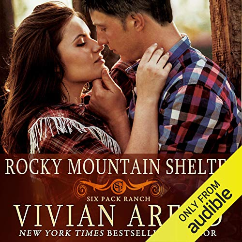 Rocky Mountain Shelter audiobook cover art