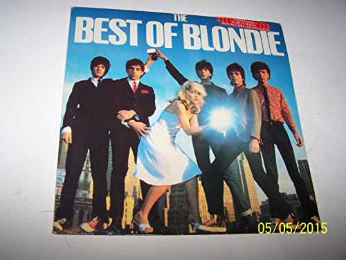 The Best Of Blondie + Poster