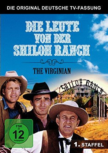 Die Leute von der Shiloh Ranch - Staffel 1 (Deutsche TV-Fassung) (5 DVDs)