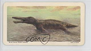brooke bond tea cards prehistoric animals