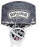 Spalding Miniboard SA Spurs, (77-632Z) - NOCOLOR -