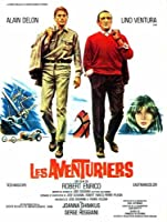 ポスター A4 冒険者たち (1967) 光沢プリント