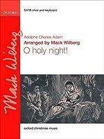 O Holy Night: Satb Choir and Keyboard