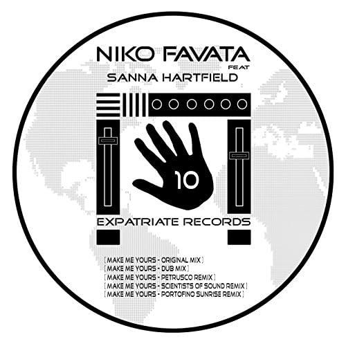 Niko Favata feat. sanna hartfield