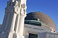 グリフィス天文台天文台記念碑 300枚の木のパズル脳が美しいアクセサリーに挑戦します。