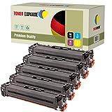 Pack de 5 TONER EXPERTE® Compatibles 131X 131A 731 Cartuchos de Tóner Láser para HP Laserjet Pro 200 Color MFP M276nw M276n M251nw M251n Canon i-SENSYS LBP7100Cn LBP7110Cw MF628Cw MF8230Cn MF8280Cw