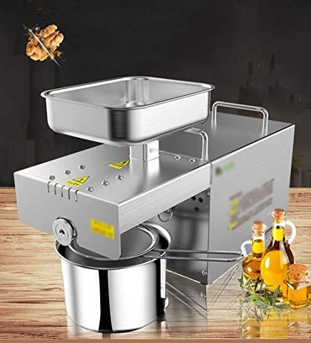 Hausautomation kleine Öl-Sauger Pumpeinheit Haushalt gewerbliche Geräte kleine automatische heiße und kalte Ölpresse mute Hochleistungsmotor 10 Sekunden schnelle Demontage / Montage Energieeinsparung