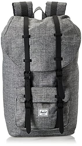 Herschel Unisex 10014-01132 Backpacks, Grey, One Size
