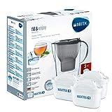 Brita Wasserfilter Starterpaket Marella, inkl. 3 Maxtra+ Filterkartuschen graphit - 2