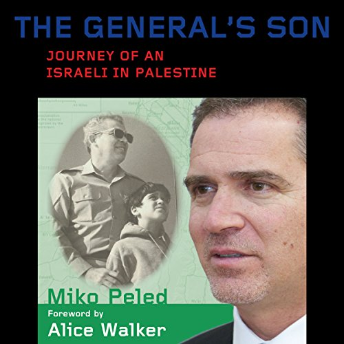 The General's Son audiobook cover art