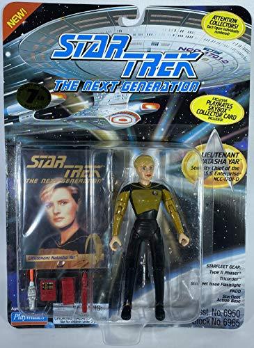 4.5' Lieutenant Natasha Yar, Security Chief of the U.S.S. Enterprise NCC-1701-D - Star Trek: The Next Generation