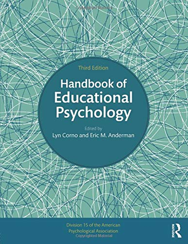 Compare Textbook Prices for Handbook of Educational Psychology Educational Psychology Handbook 3 Edition ISBN 9780415894821 by Corno, Lyn,Anderman, Eric M.