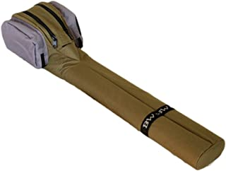 BW Sports Dual Fly Rod & Reel Case for (10 ft.) 4-Piece Fly Rods - RC-2004