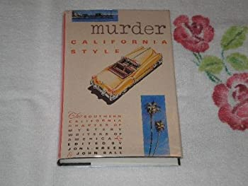 Murder California Style 0312006209 Book Cover