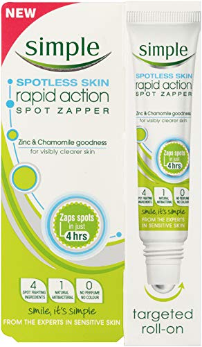 Simple Spotless Skin Rapid Action Spot Zapper 15 ML