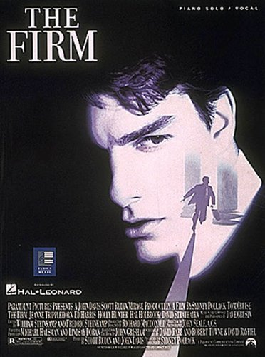 The Firm Soundtrack (Piano Solo / Vocal) by Dave Grusin (8-Jul-1996) Paperback