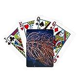 Ocean Water Line Science Nature Picture Poker Juego de mesa de diversión de cartas mágicas