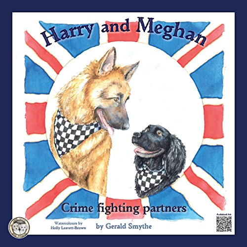 Harry and Meghan audiobook cover art