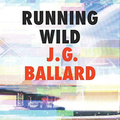 Running Wild audiobook cover art