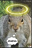 JOURNAL: Gag Gifts For Squirrel Haters - A Keepsake Notebook To Record Your Squirrel Battles and Victories