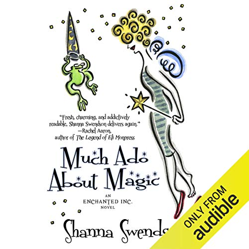 Couverture de Much Ado About Magic