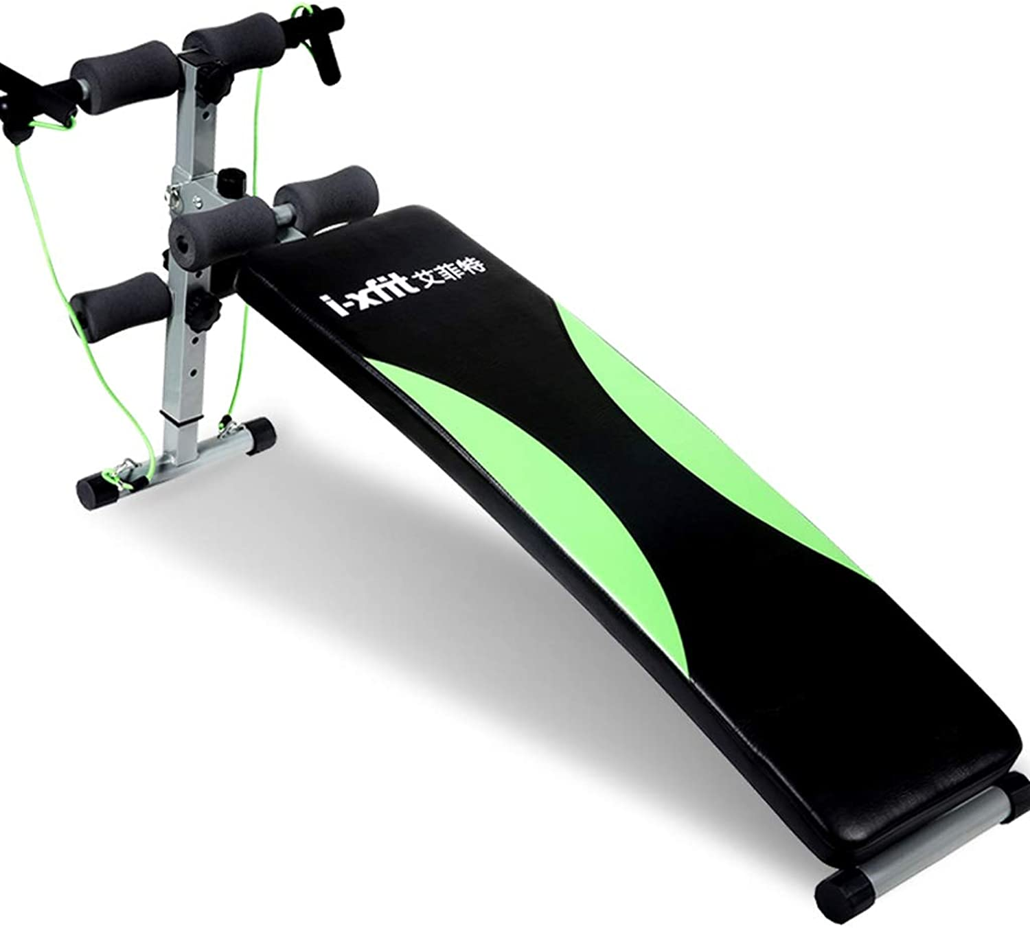 Sit-Up Board Multi-Function Abdominal Board Sit-Ups Shaping Artifact Belly Weight Loss Device Home Fitness Equipment