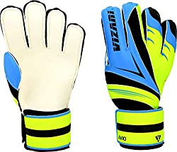 Black, Blue and yellow Vizari Avio F.R.F Goalkeeper Glove