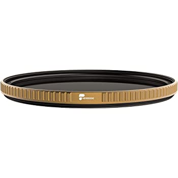 PolarPro QuartzLine 77mm ND1000/PL Camera Filter (10-Stop Neutral Density / Polarizer hybrid filter)