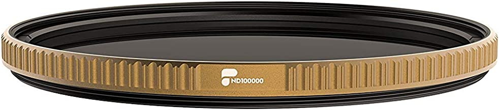 PolarPro QuartzLine 82mm ND1000/PL Camera Filter (10-Stop Neutral Density / Polarizer hybrid filter)