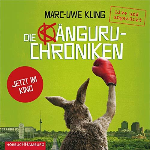 Couverture de Die Känguru-Chroniken