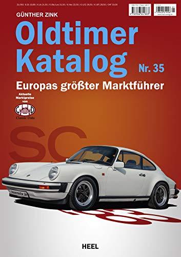 Oldtimer Katalog Nr. 35: Europas größter Marktführer