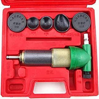 TOOGOO Air Operated Valve Lapper Automotive Engine Valve Repair Tool Pneumatic Valve Grinding Machine Valve Seat Lapping Kit Car Grind