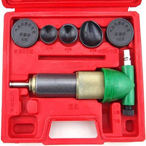 Viudecce Válvula de Accionamiento Neumático Válvula de Motor Automotriz de Pulidor Herramienta de Reparación Válvula de La Máquina de Molienda Kit de Lapeado de Asiento Moler Coche