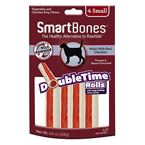 (17% OFF) SmartBones DoubleTime with Long-Lasting Chew Center $5.00 Deal