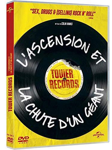 Tower Records, l'ascension et la Chute d'un géant