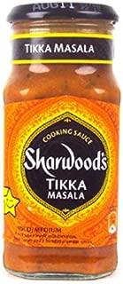 Sharwood's Tikka Masala Mild-Medium Sauce 420G