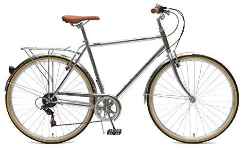 Critical Cycles Beaumont-7 Seven Speed Men's Urban City Commuter Bike