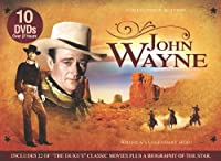 John Wayne: America's Legendary Hero [DVD] [Import]