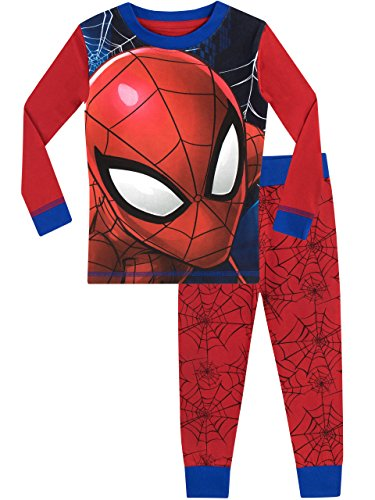 Spider-Man Boys' Spiderman Pajamas Size 5