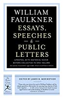 Essays, Speeches & Public Letters (Modern Library Classics)