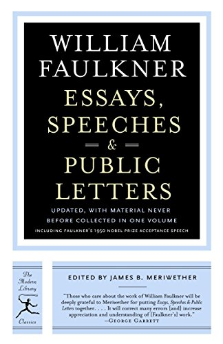 Essays, Speeches & Public Letters (Modern Library Classics)の詳細を見る