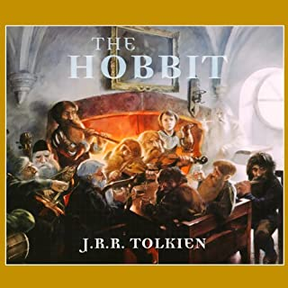 The Hobbit (Dramatized) audiobook cover art